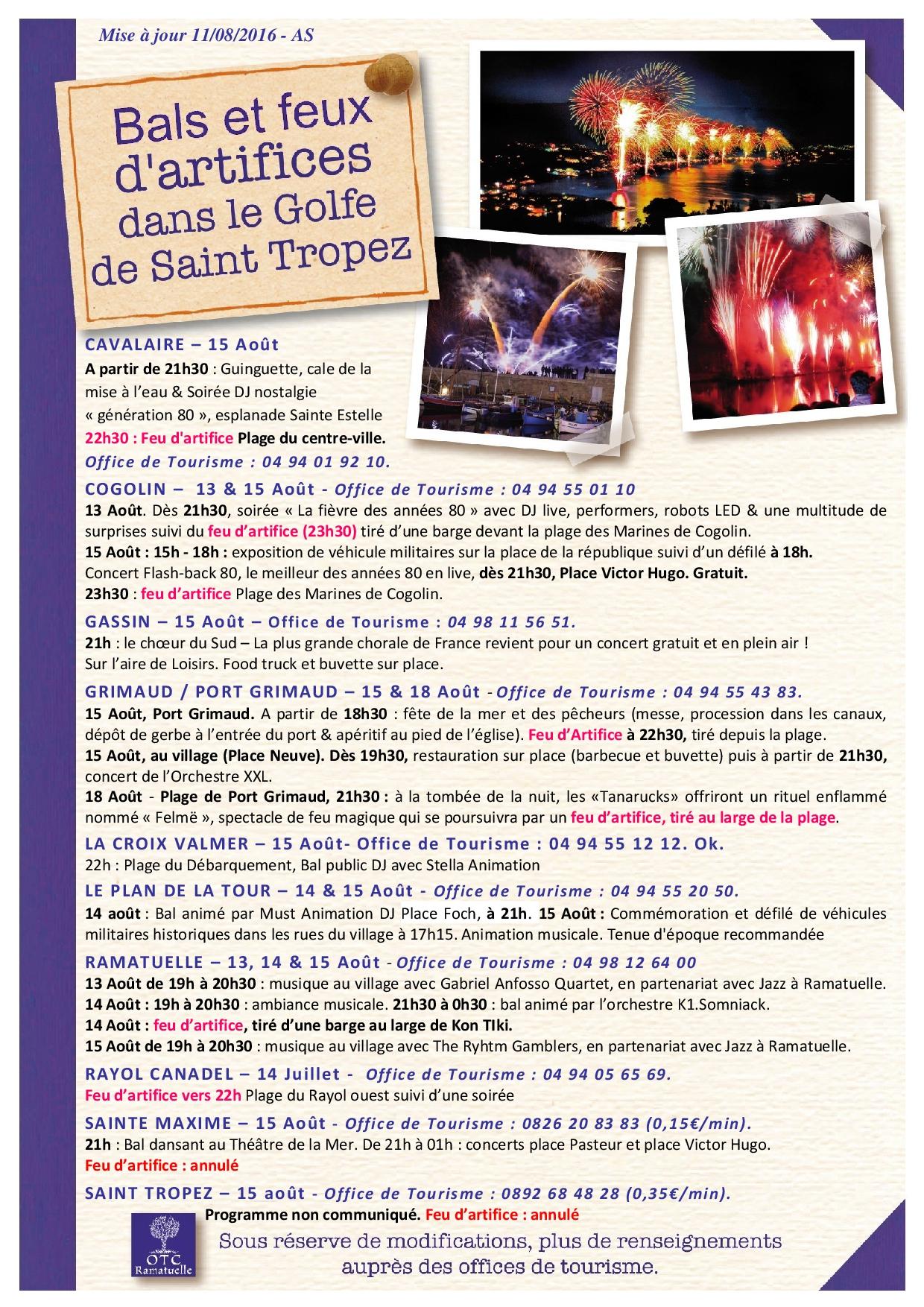 ESPACE PRO – OFFICE DE TOURISME & DE LA CULTURE DE RAMATUELLE